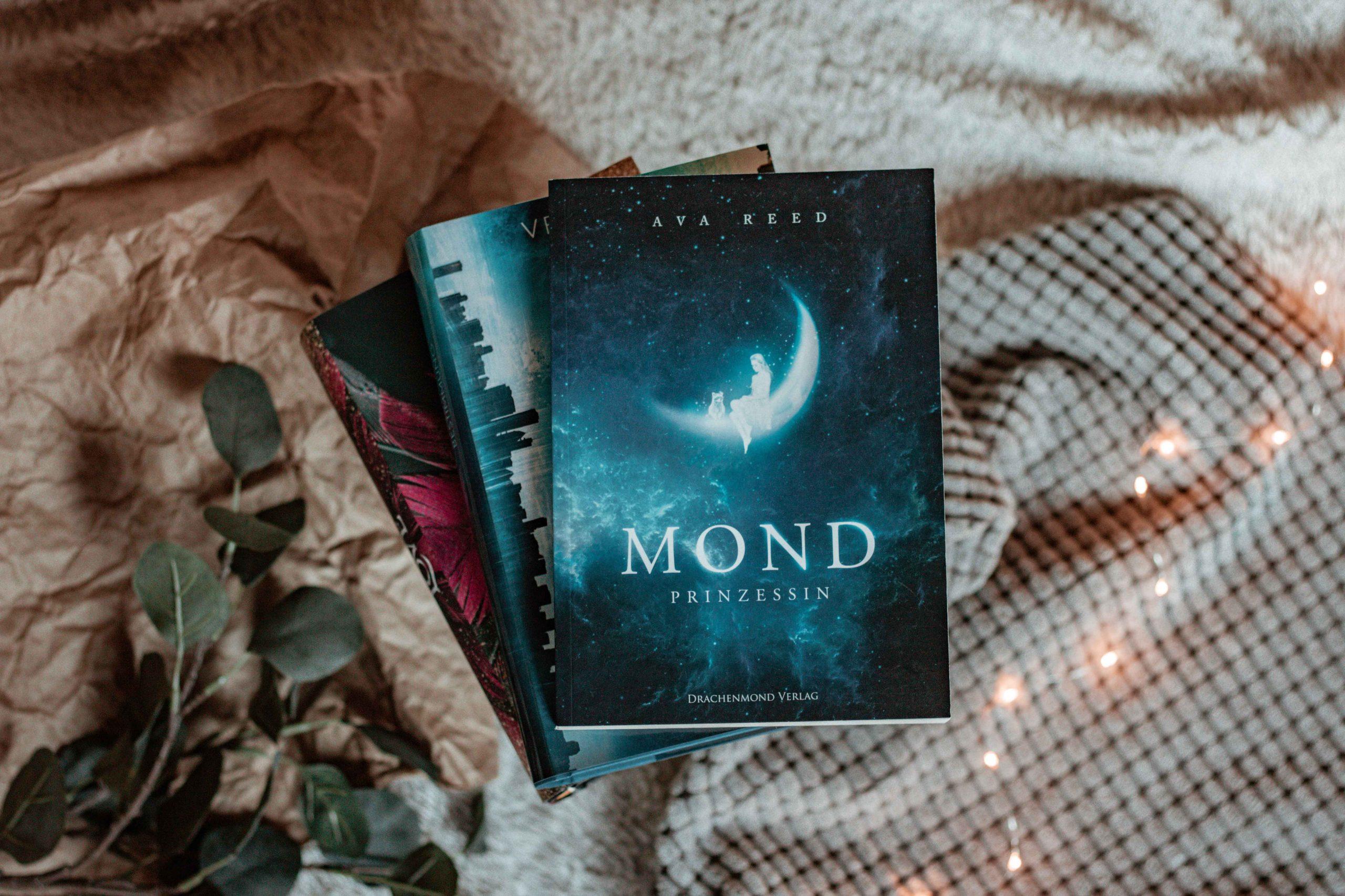 3 Bücher, die ich bis Ende 2020 lesen will