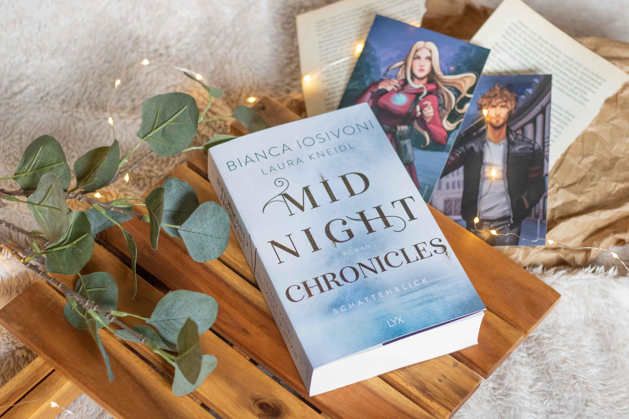 Schattenblick – Midnight Chronicles #1   Bianca Iosivoni