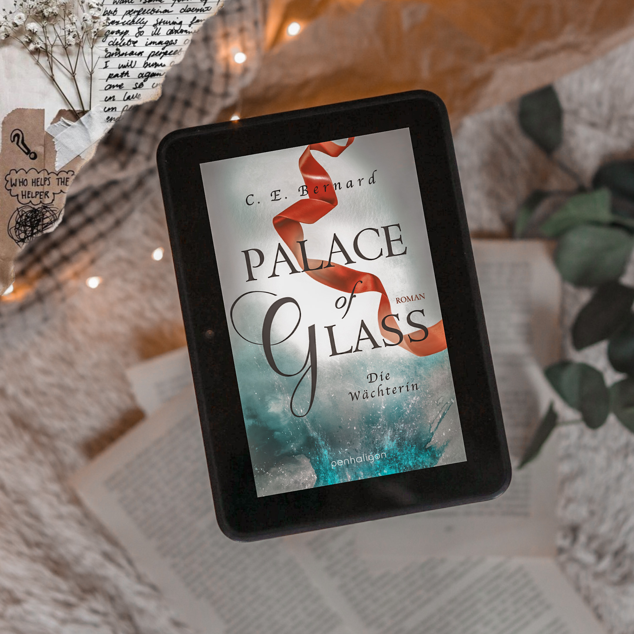 Palace of Glass – Die Wächterin   C.E. Bernard