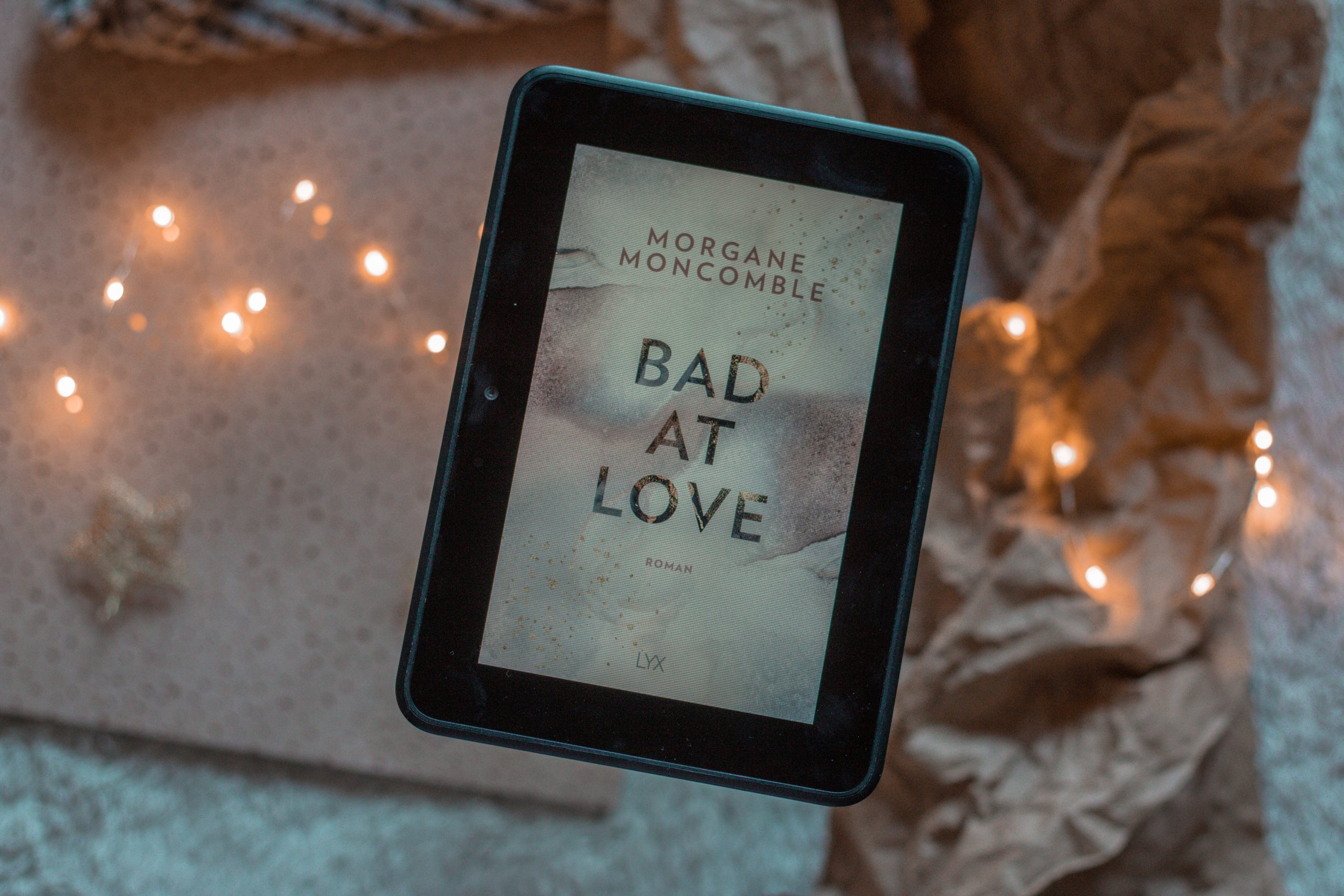 Bad at Love | Morgane Moncomble