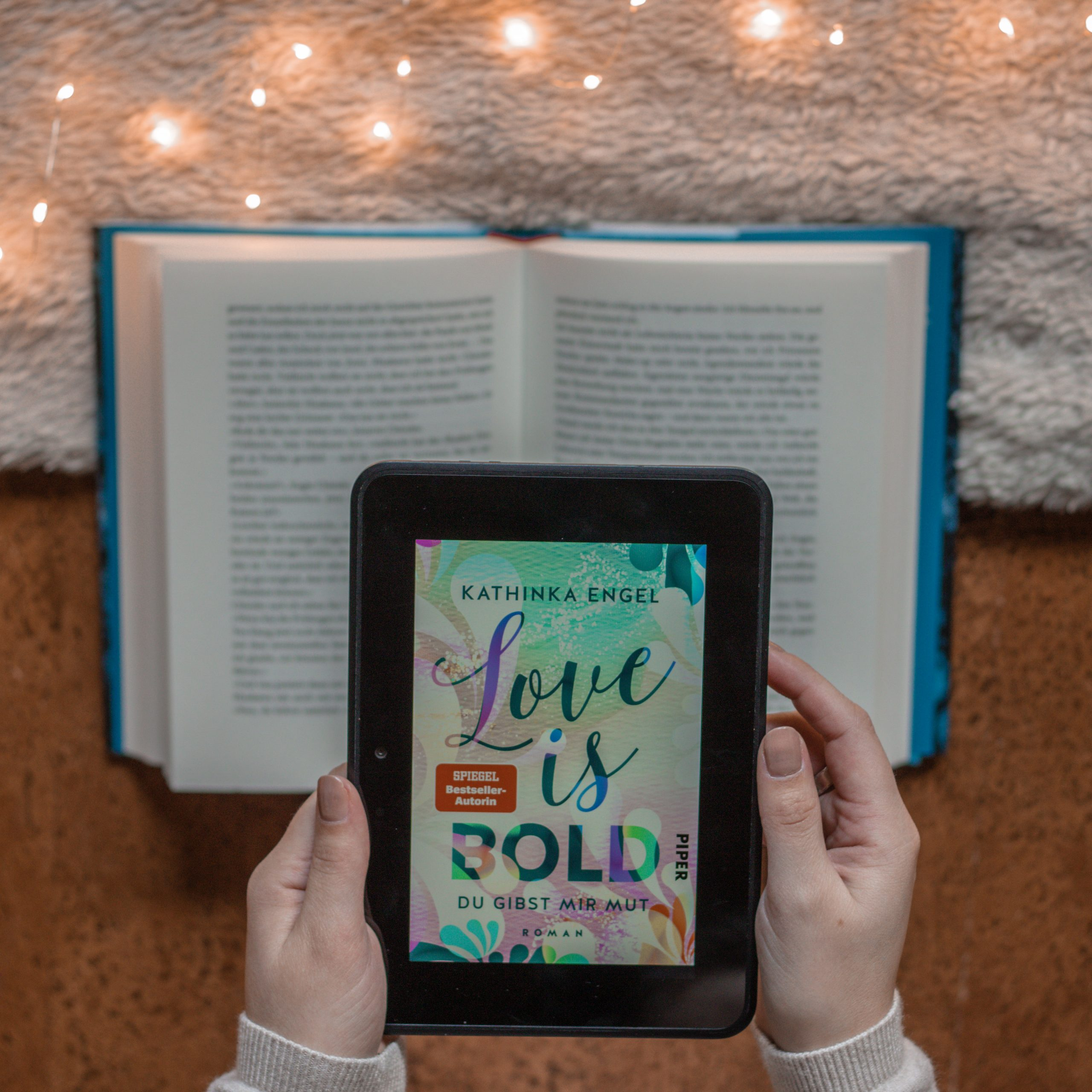 Love is Bold – Du gibst mir Mut | Kathinka Engel