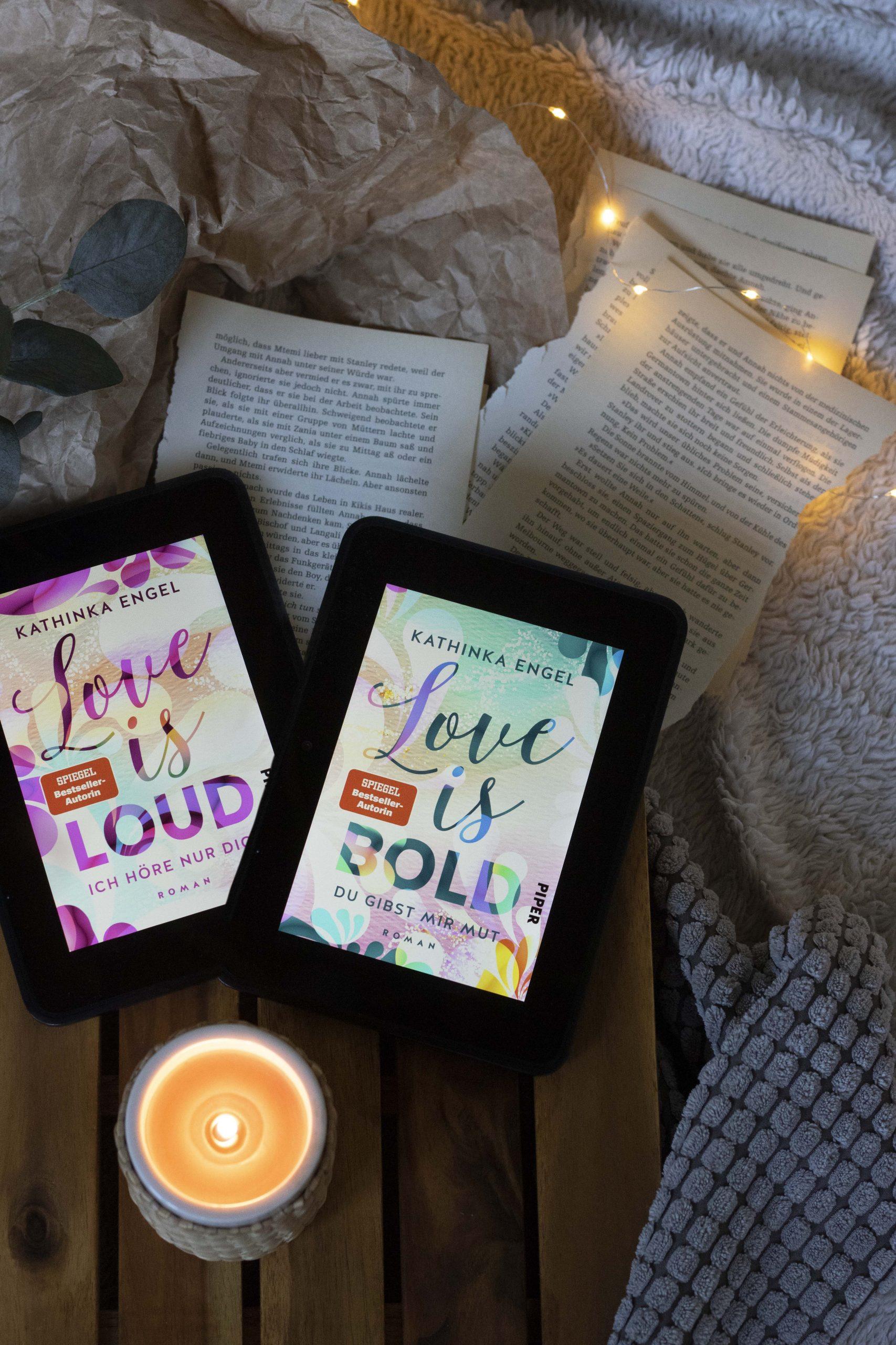 Love is Loud – Ich höre nur dich | Kathinka Engel