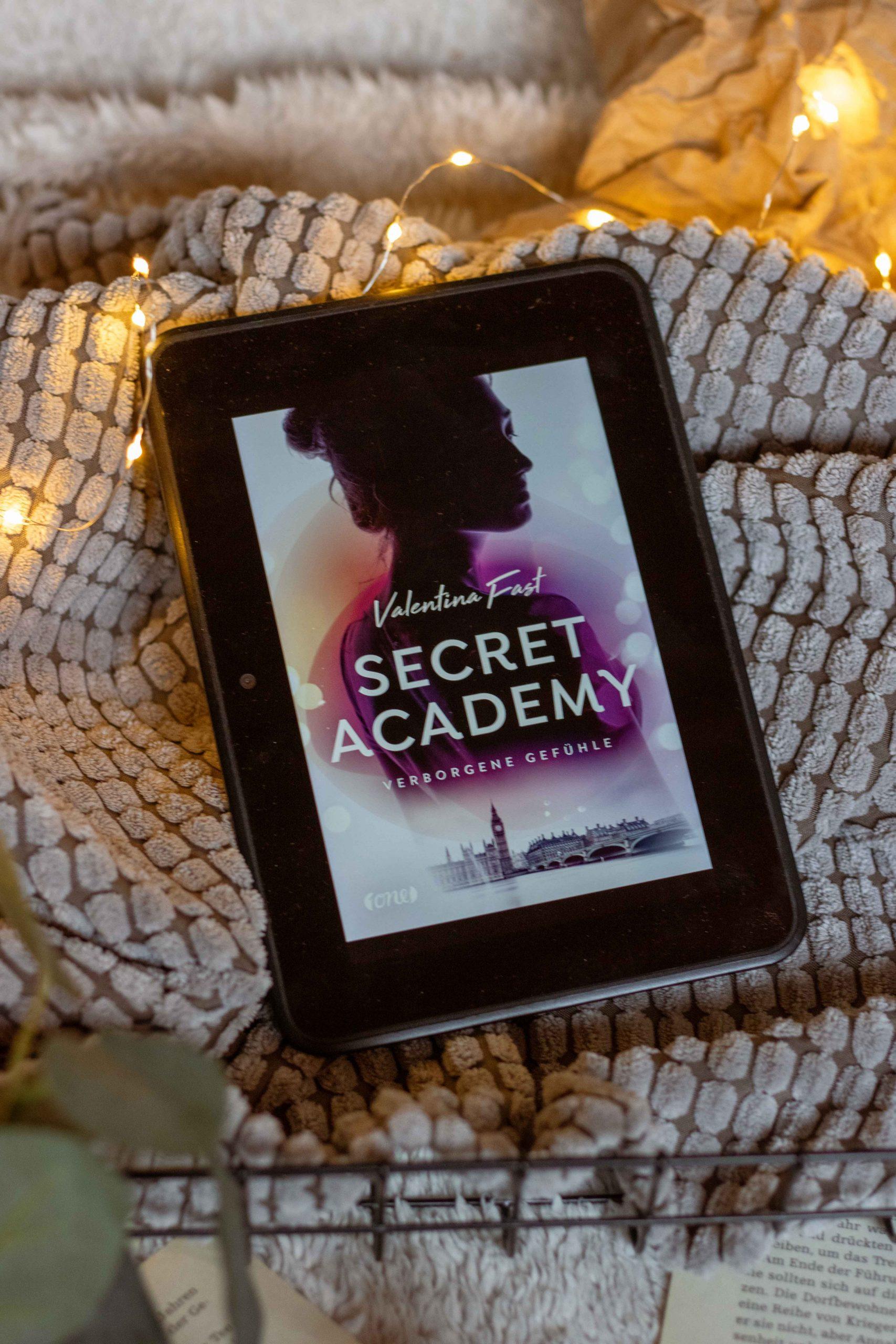 Verborgene Gefühle – Secrect Academy #01   Valentina Fast