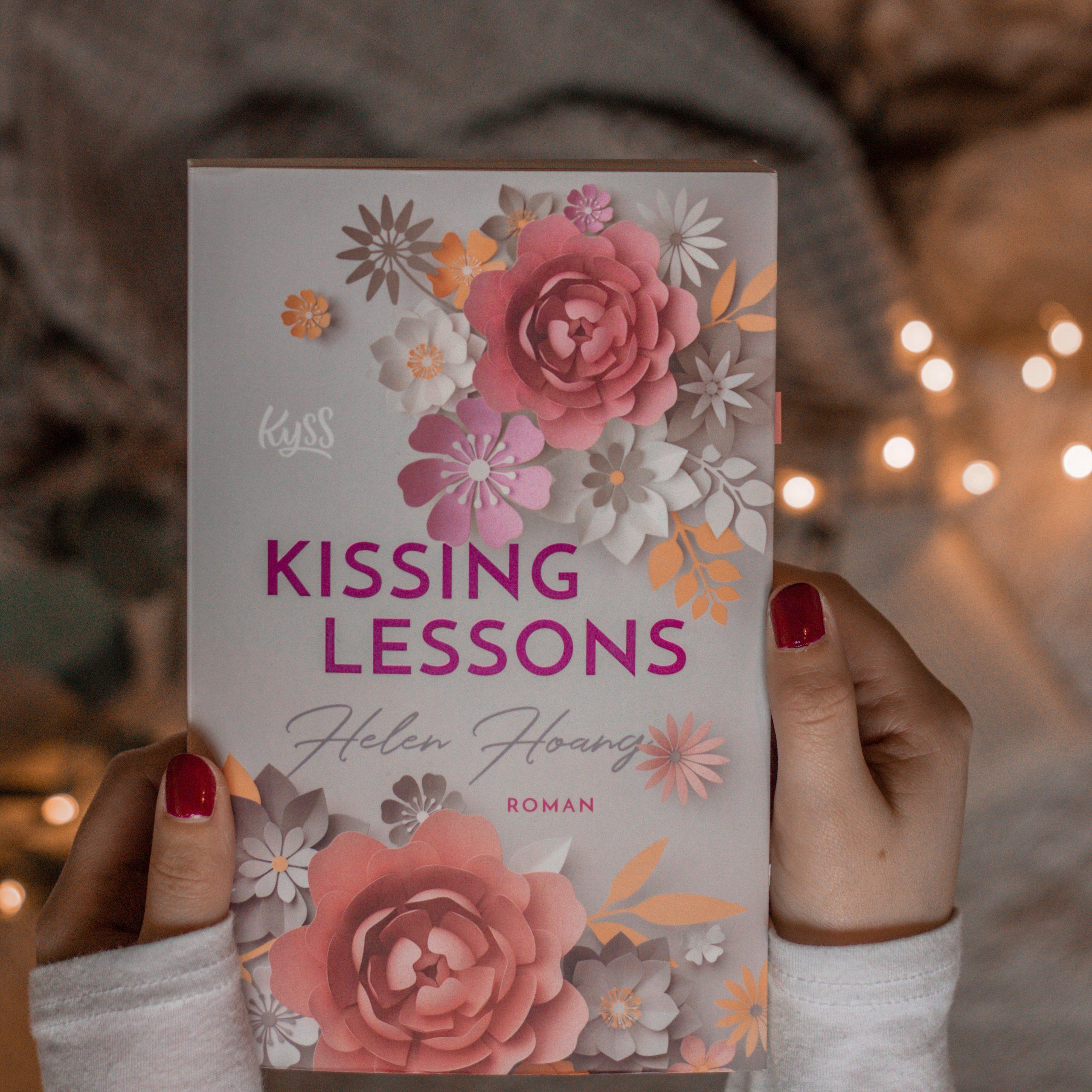 Kissing Lessons – KISS, LOVE, HEART #1 | Helen Hoang