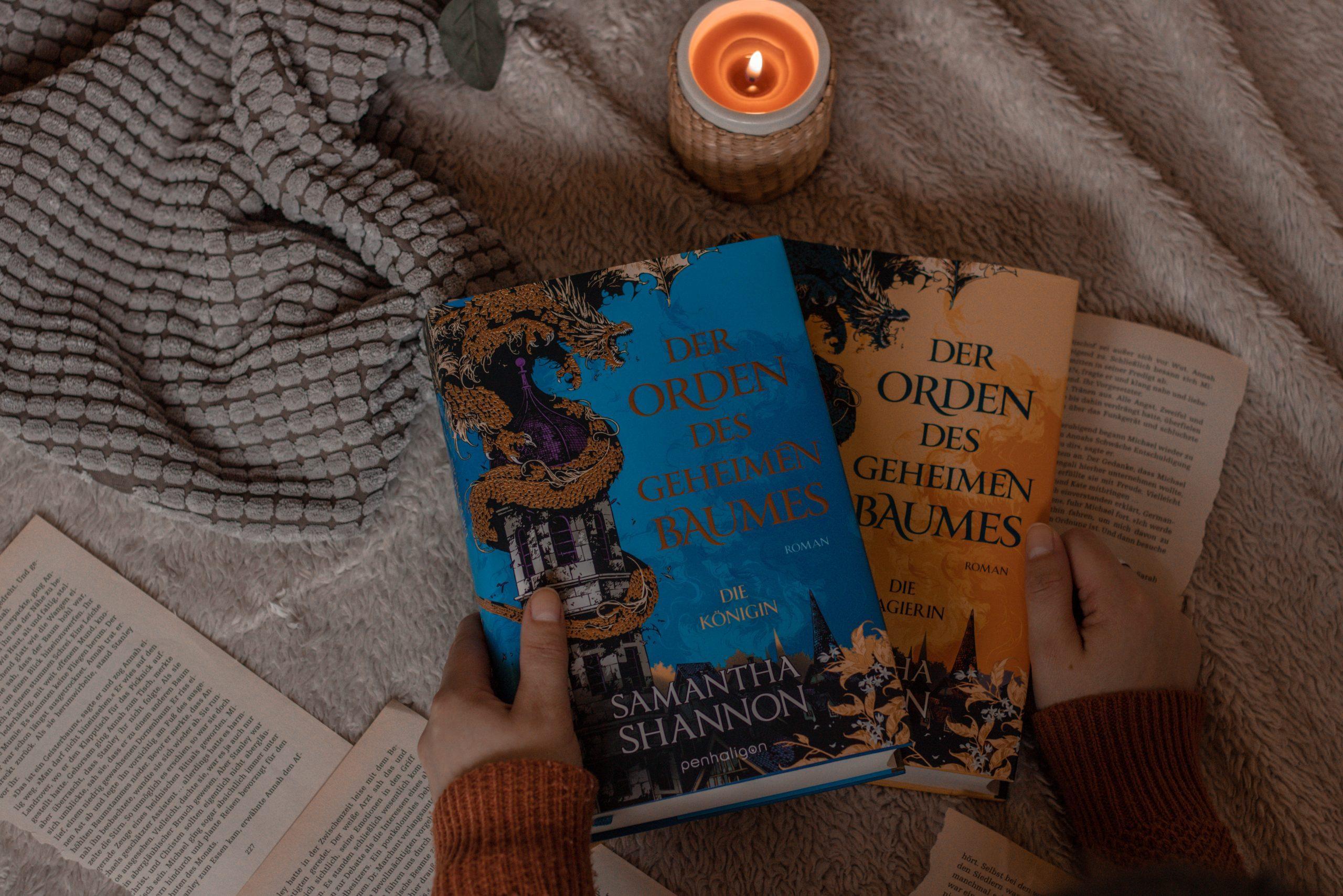 Die Königin – Orden des geheimen Baumes | S. Shannon