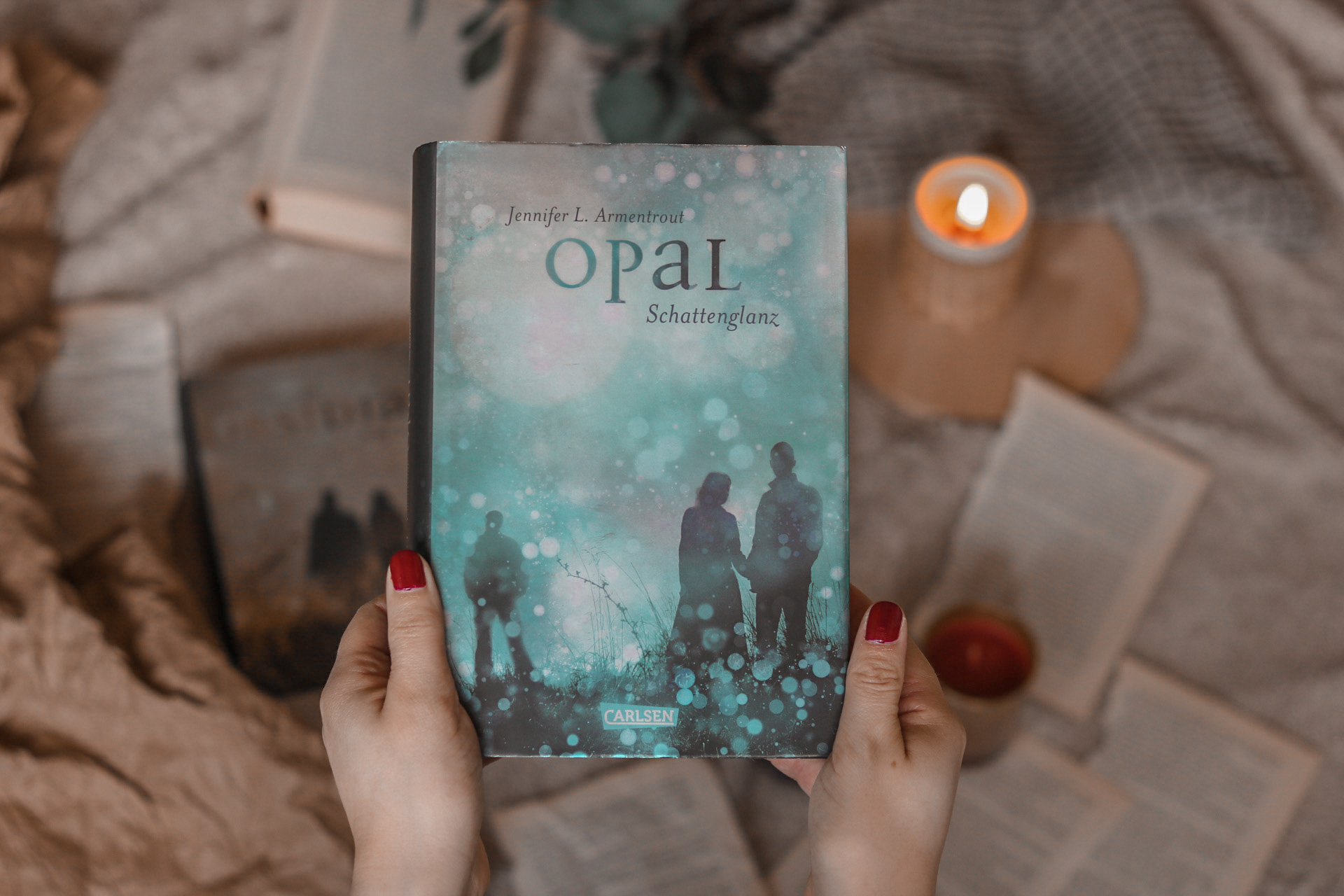 Opal – Schattenglanz | Jennifer L. Armentrout