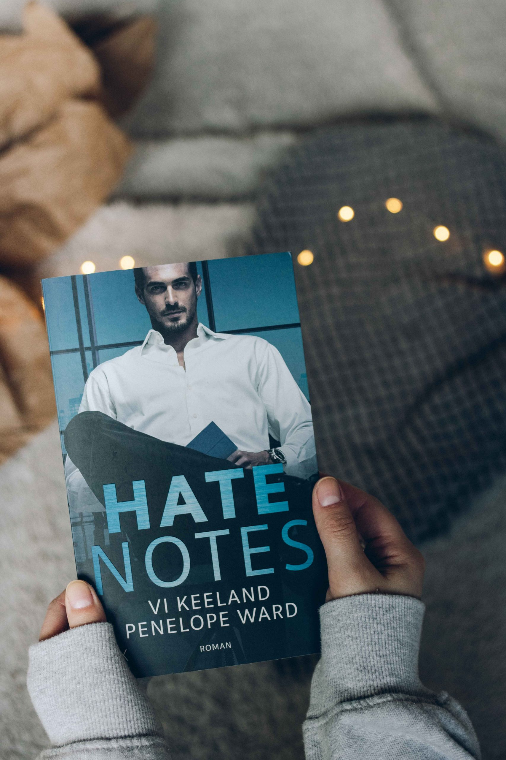 Hate Notes | Vi Keeland & Penelope Ward