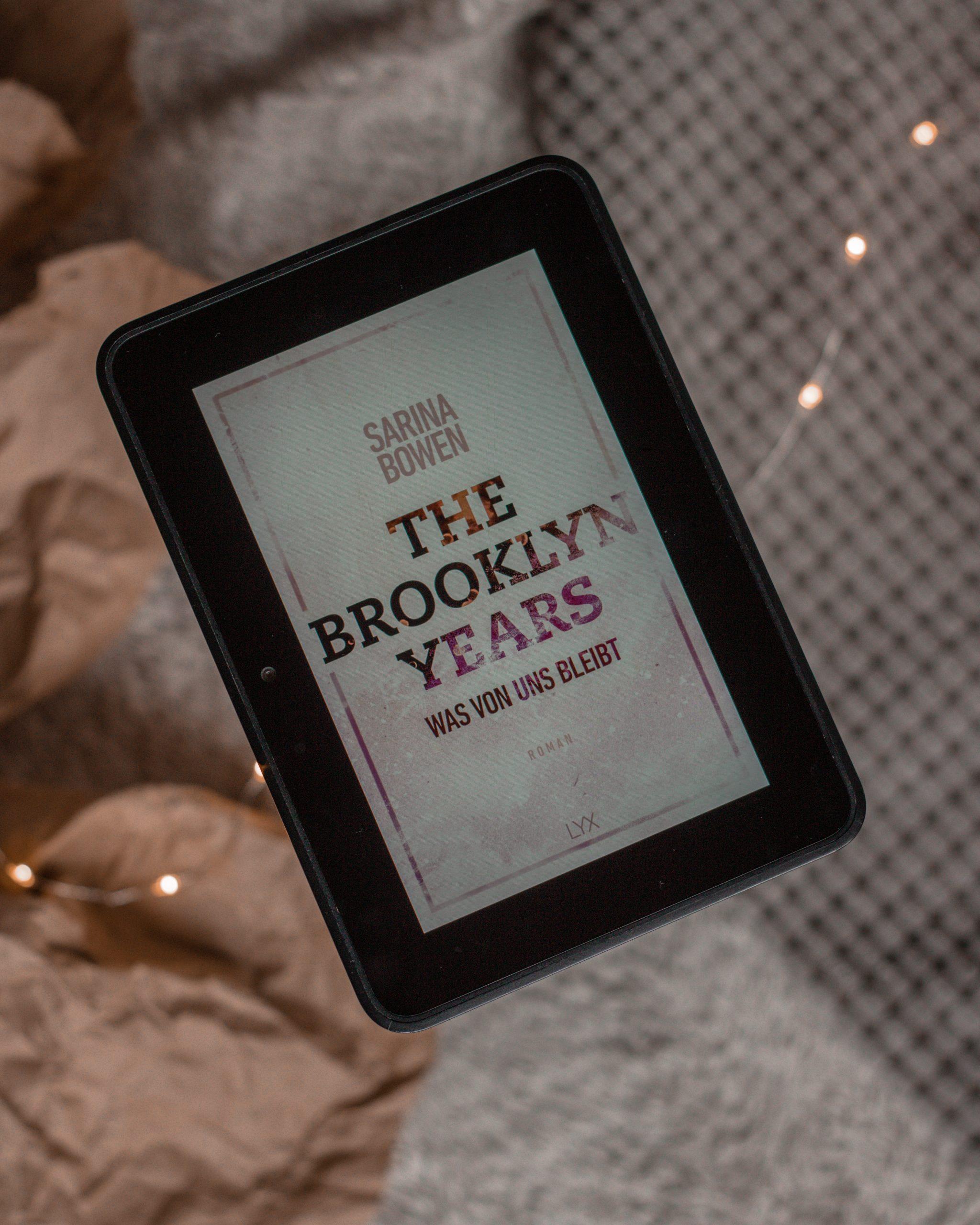 Was von uns bleibt – The Brooklyn Years #1 | Sarina Bowen
