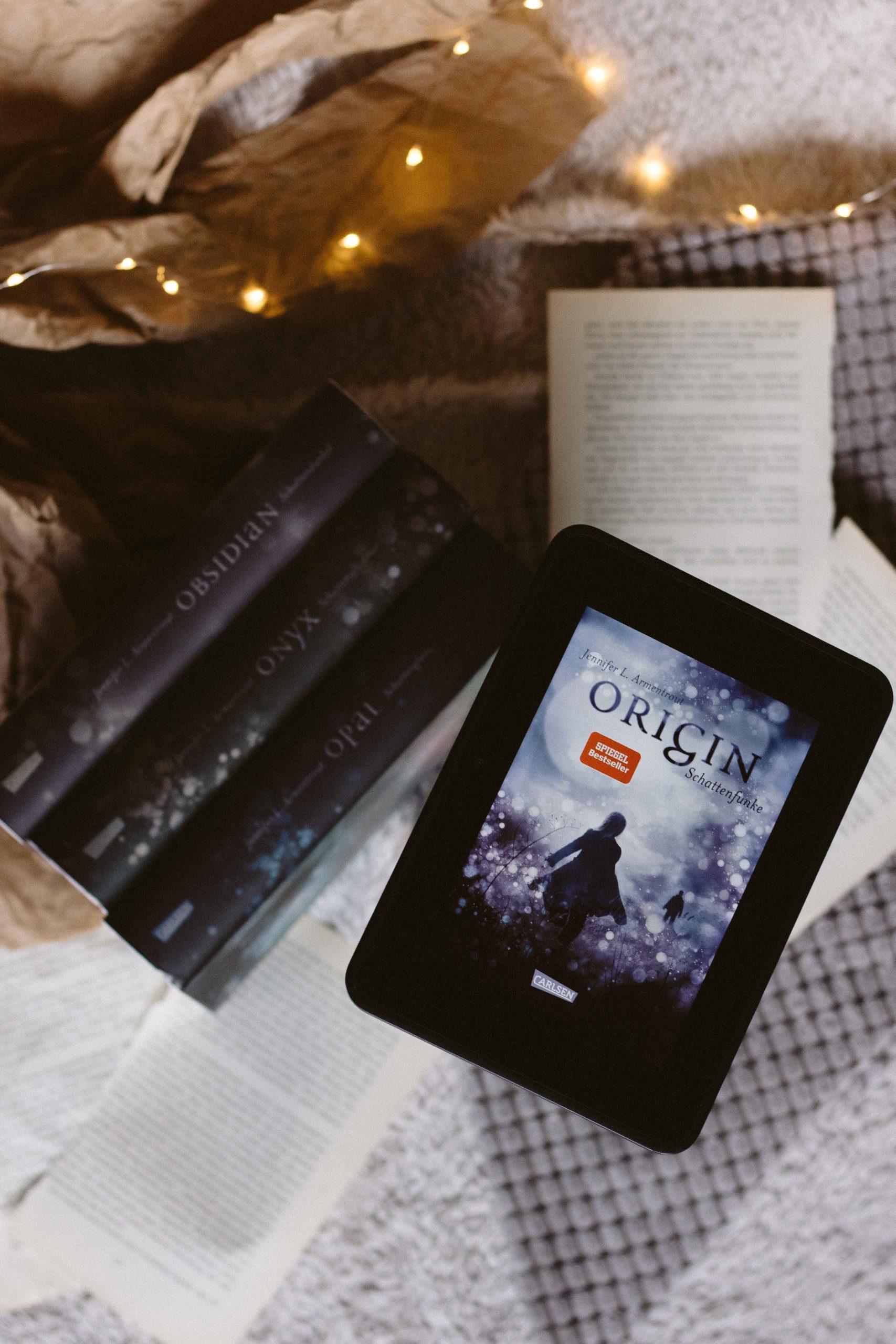 Origin – Schattenfunke | Jennifer L. Armentrout