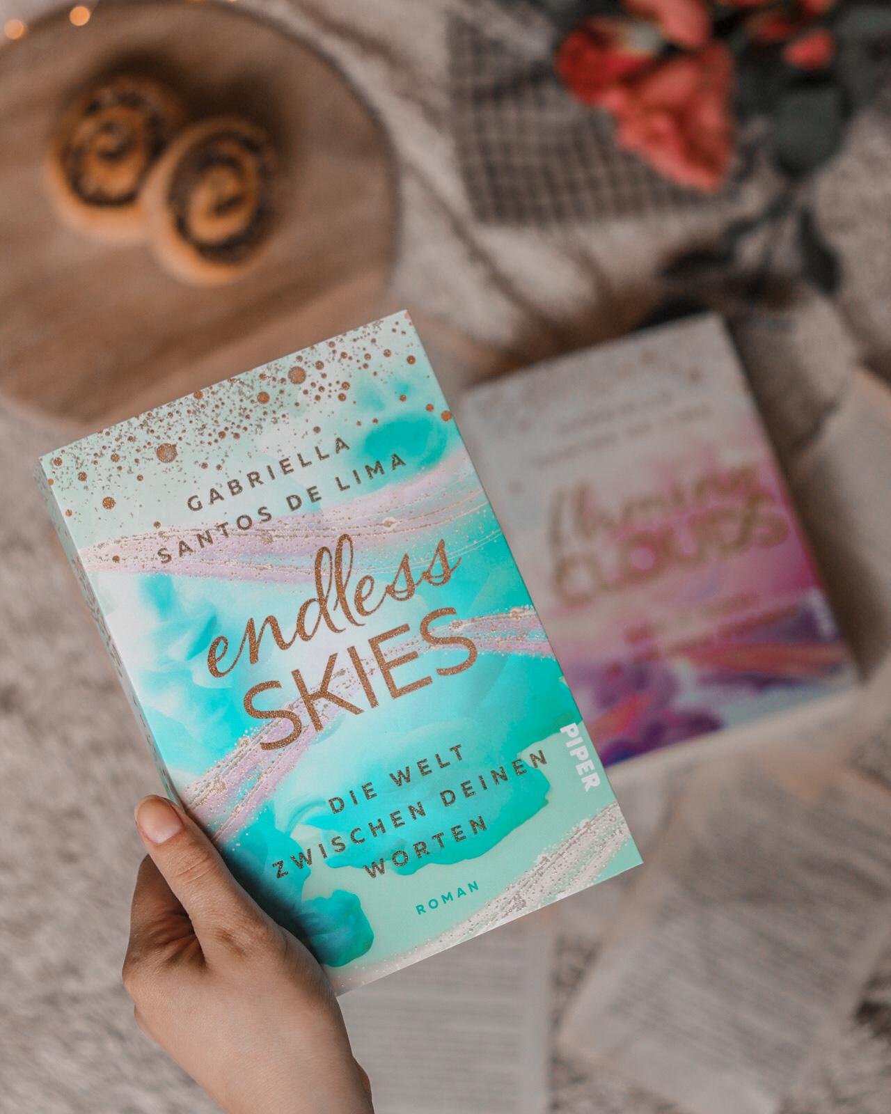 Endless Skies   Gabriella Santos de Lima
