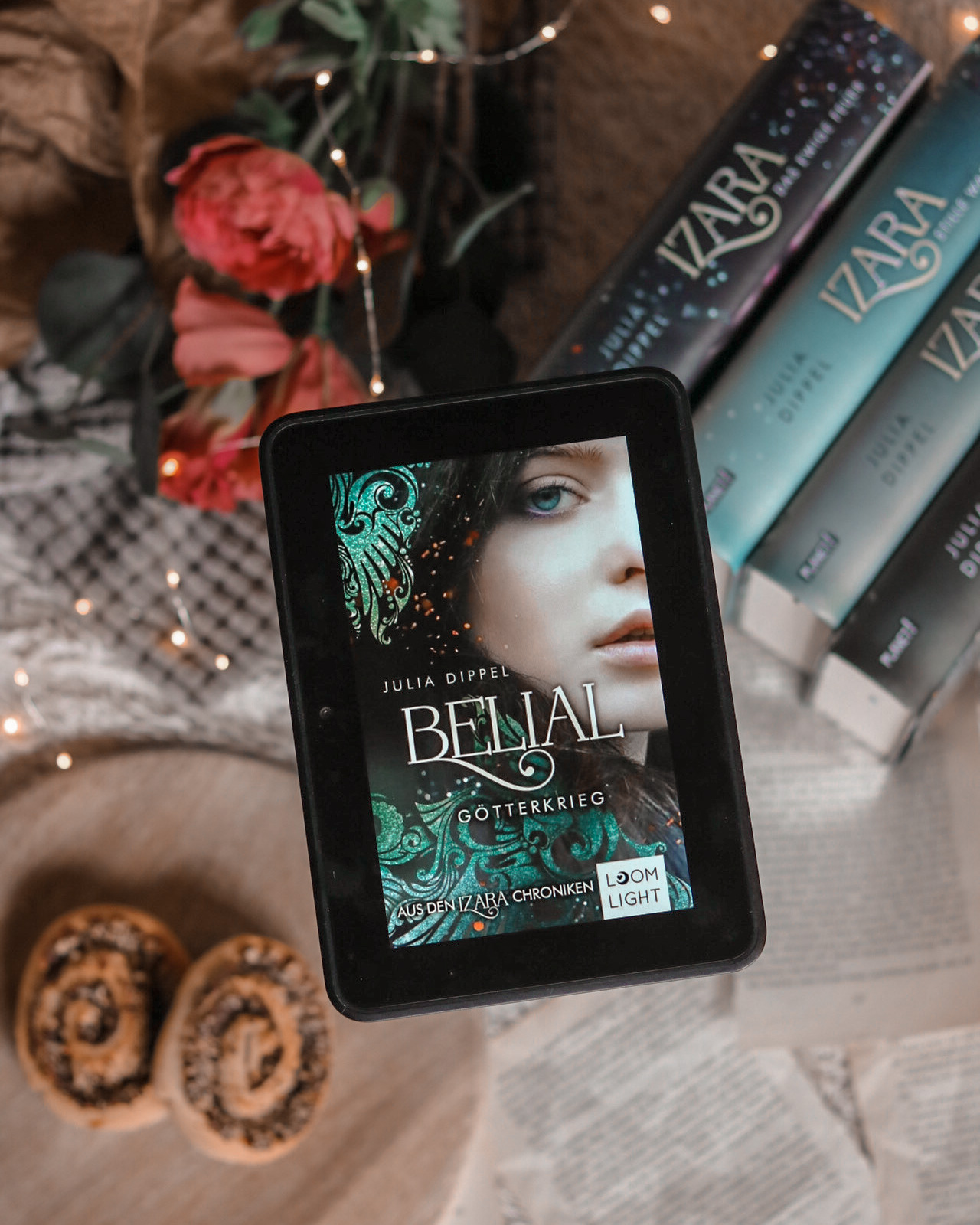 Belial – Götterkrieg / Izara 5   Julia Dippel