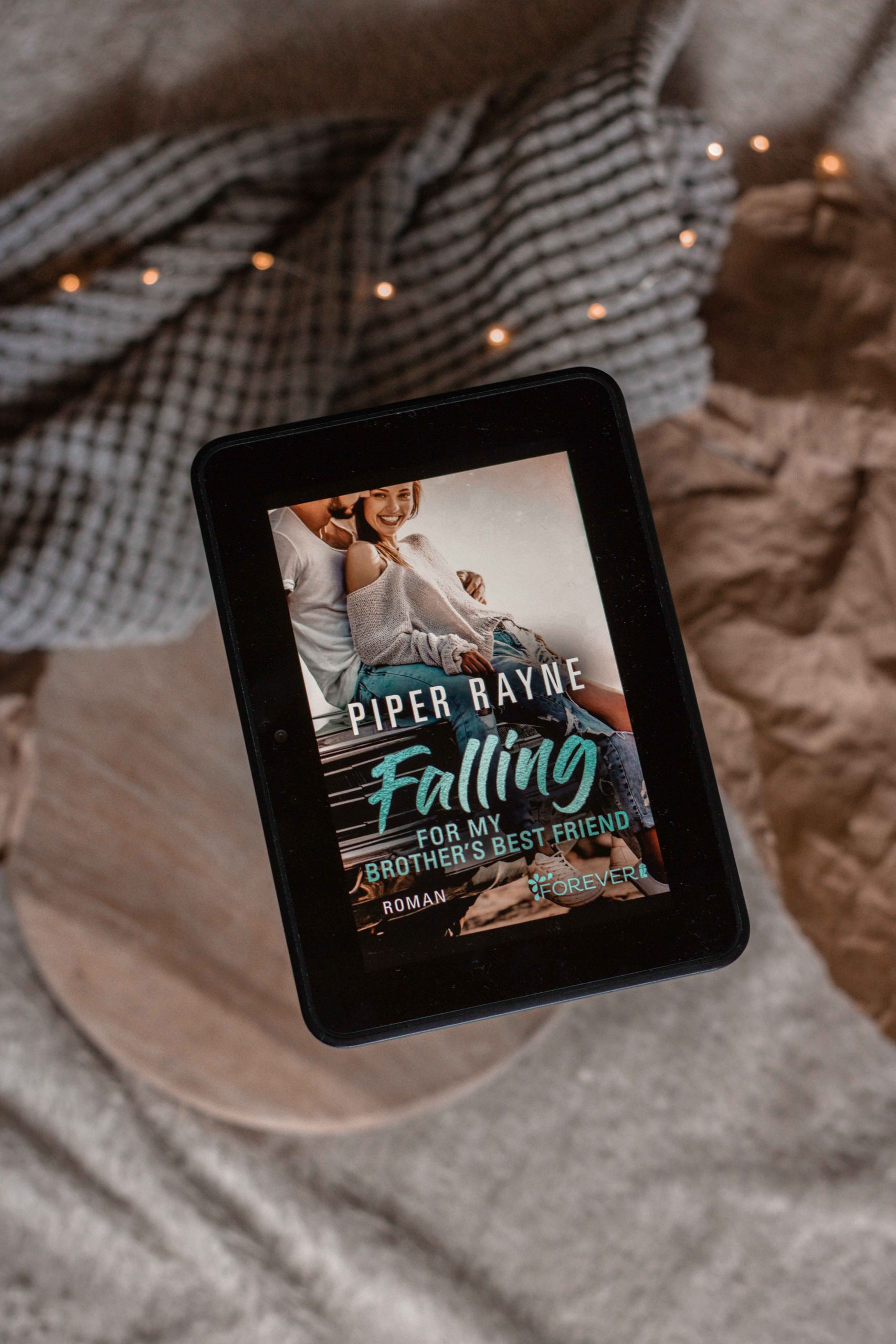 Falling for my Brother's Best Friend | Piper Rayne