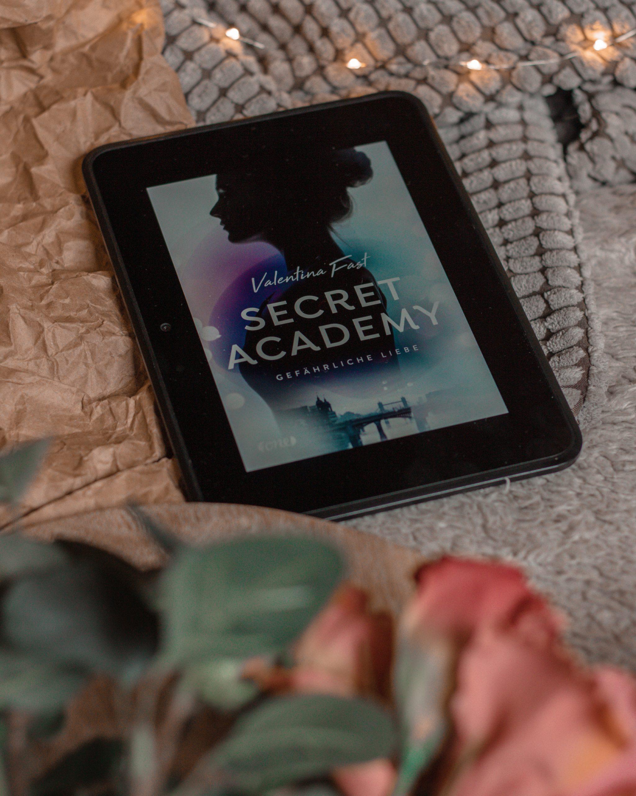 Gefährliche Liebe  – Secret Academy | Valentina Fast