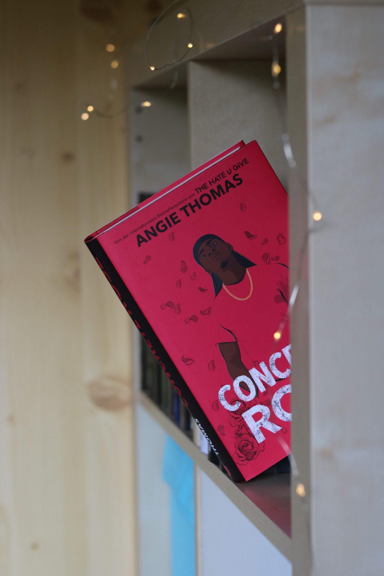 Concrete Rose | Angie Thomas