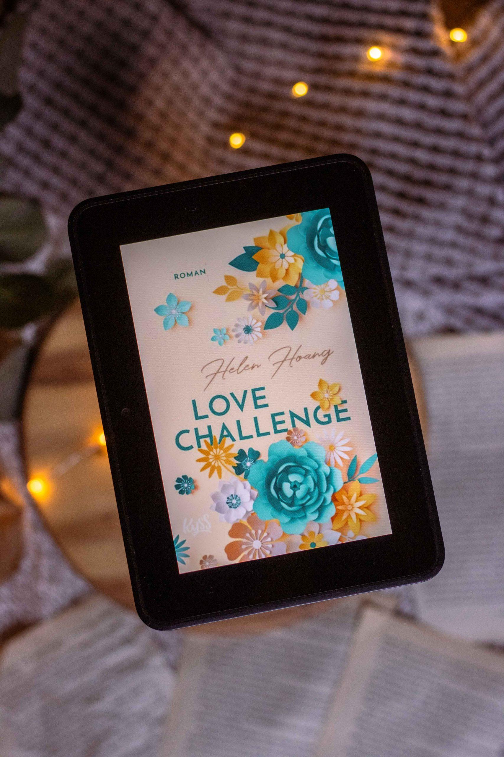 Love Challenge – Kiss, Love, Heart #2   Helen Hoang