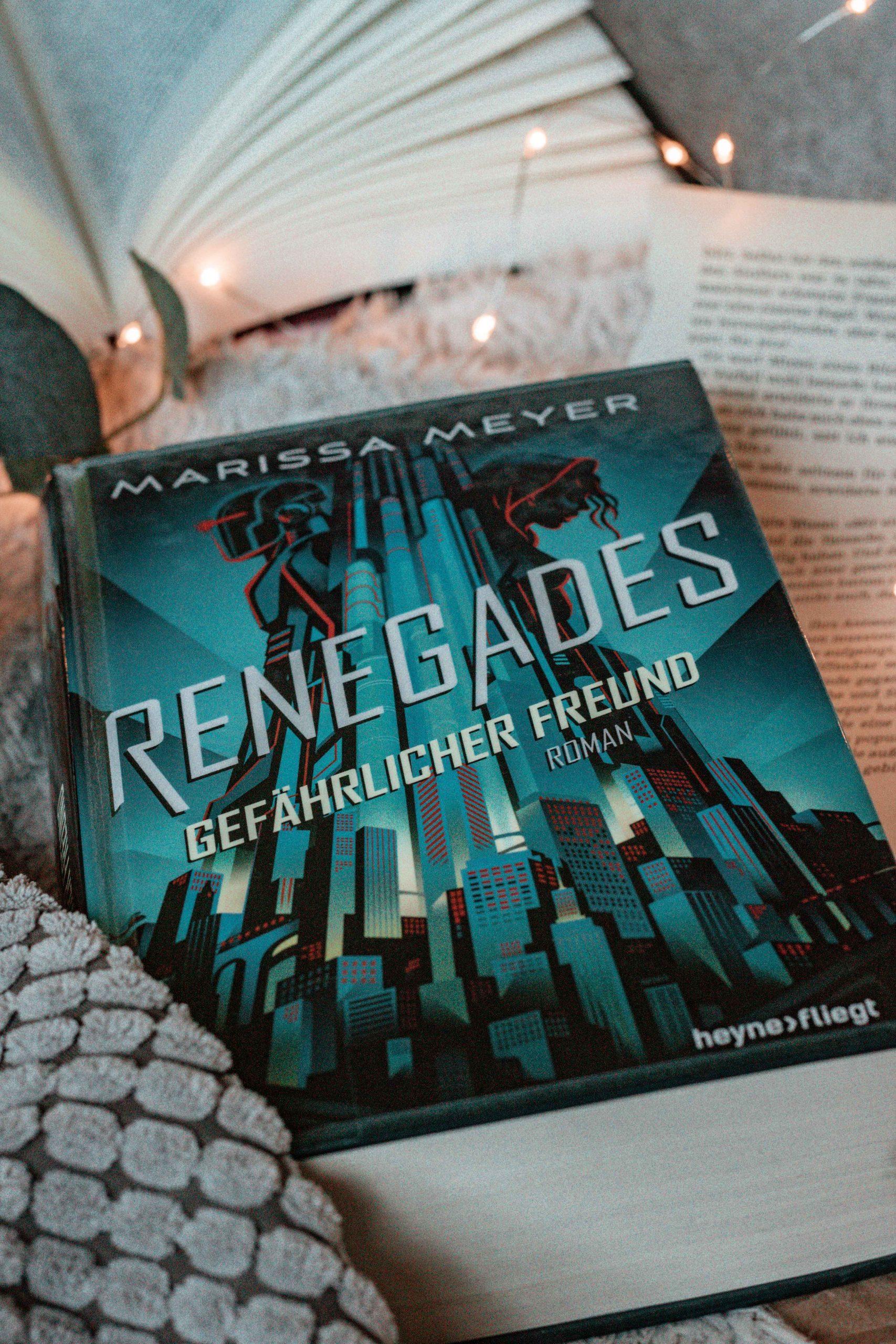 Gefährlicher Freund – Renegades #1 | Marissa Meyer
