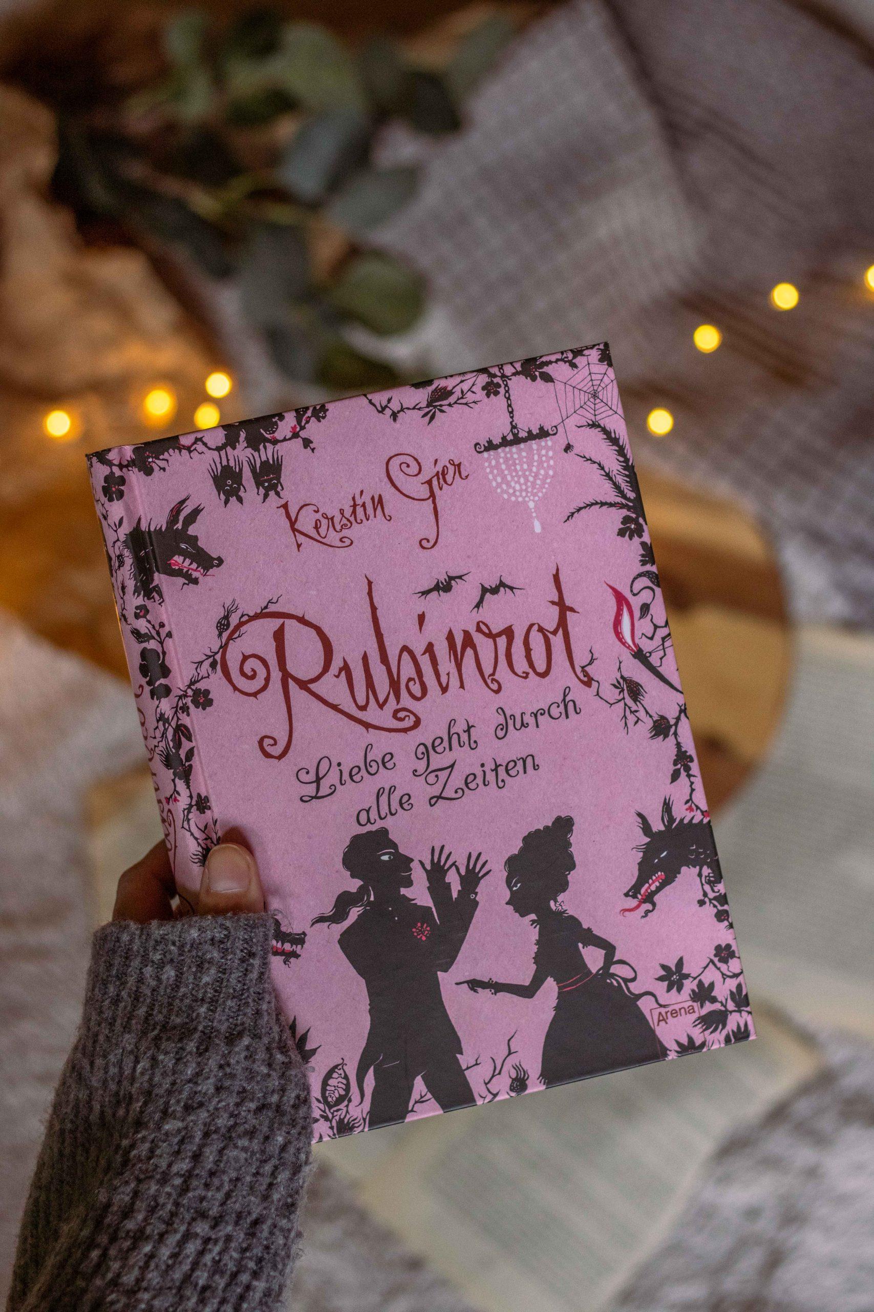 Rubinrot – Edelstein Trilogie #1 | Kerstin Gier