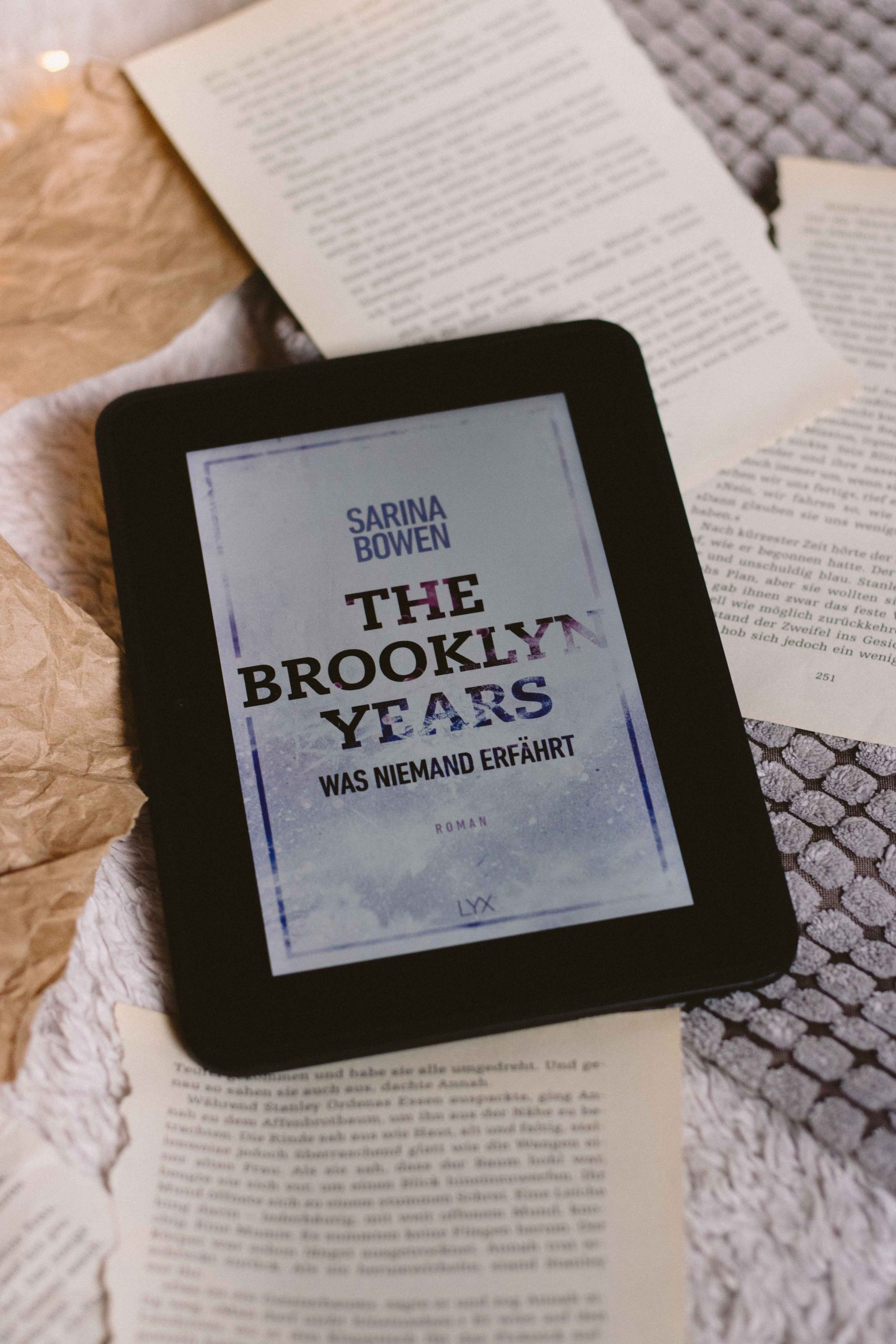 Was niemand erfährt – The Brooklyn Years #2 | Sarina Bowen