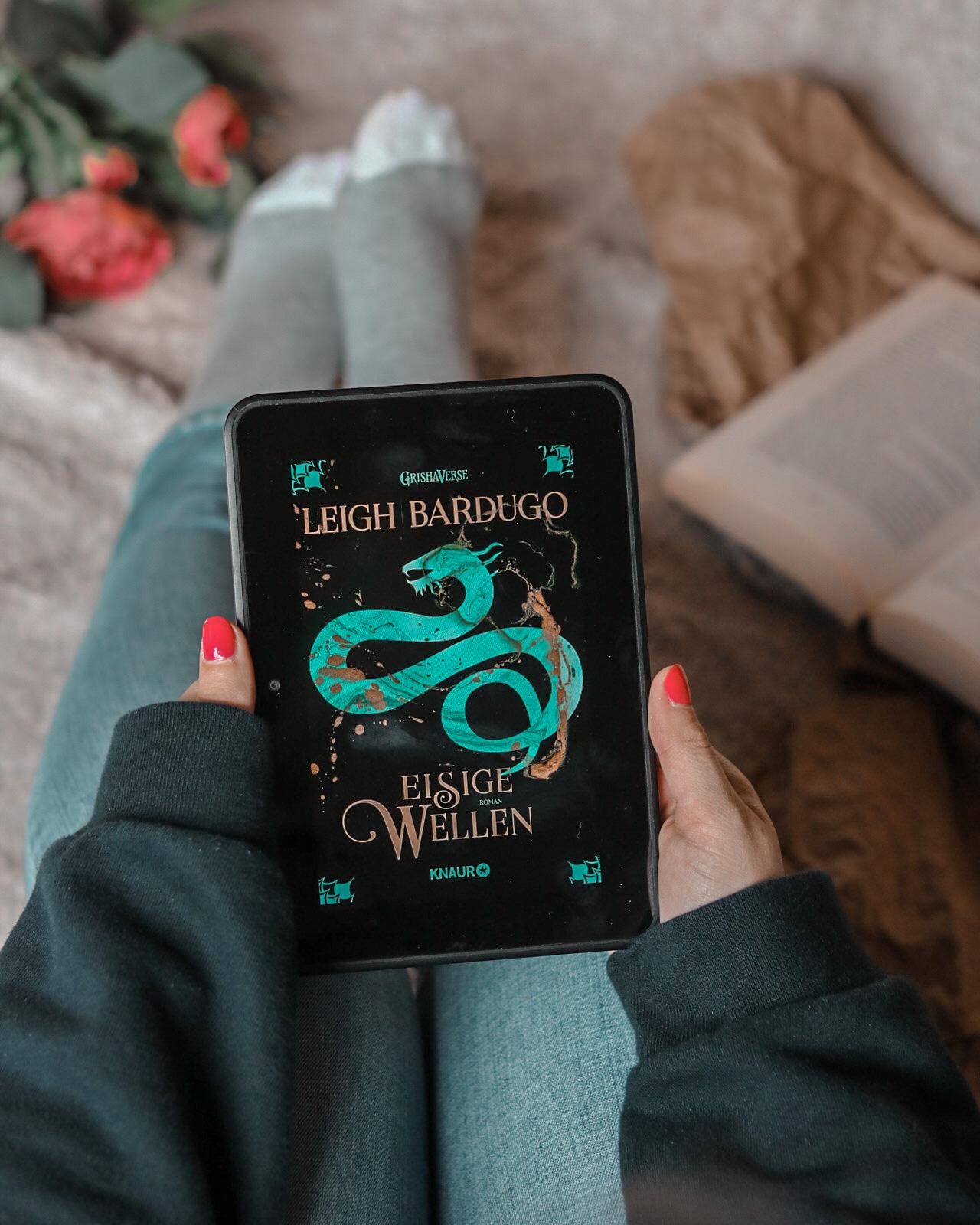 Eisige Wellen – Grishaverse #2 | Leigh Bardugo