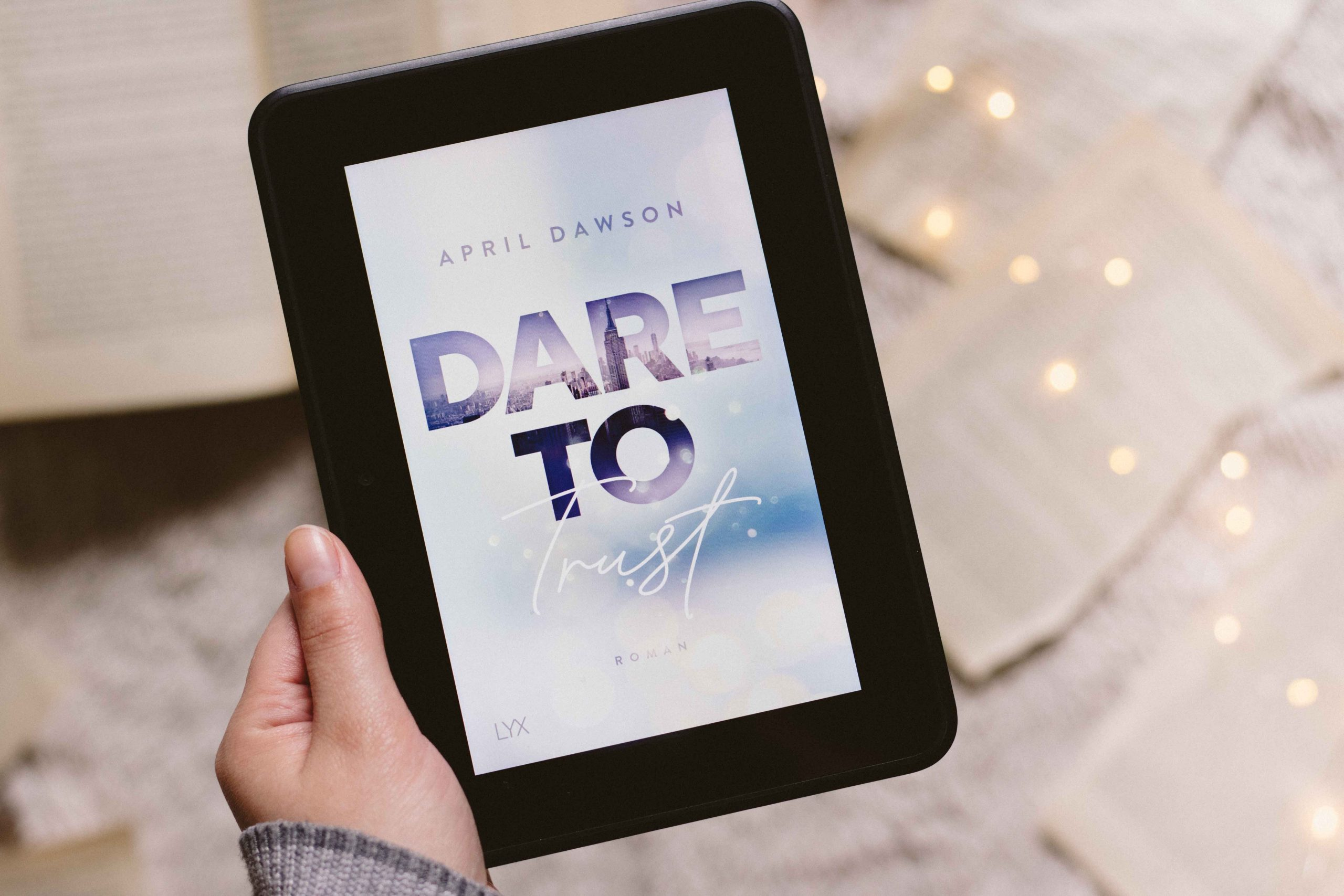 Dare to Trust – Dare to Love #1 | April Dawson