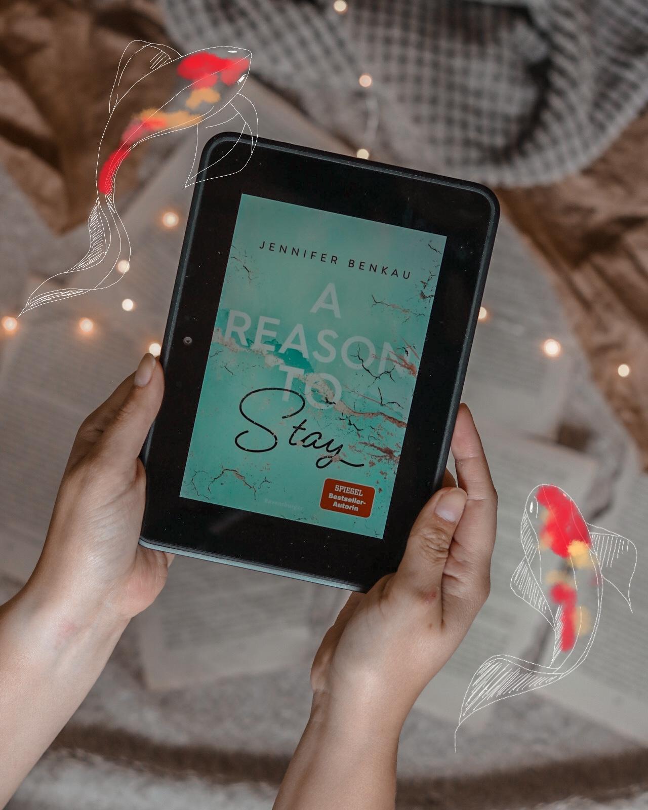 A Reason To Stay | Jennifer Benkau