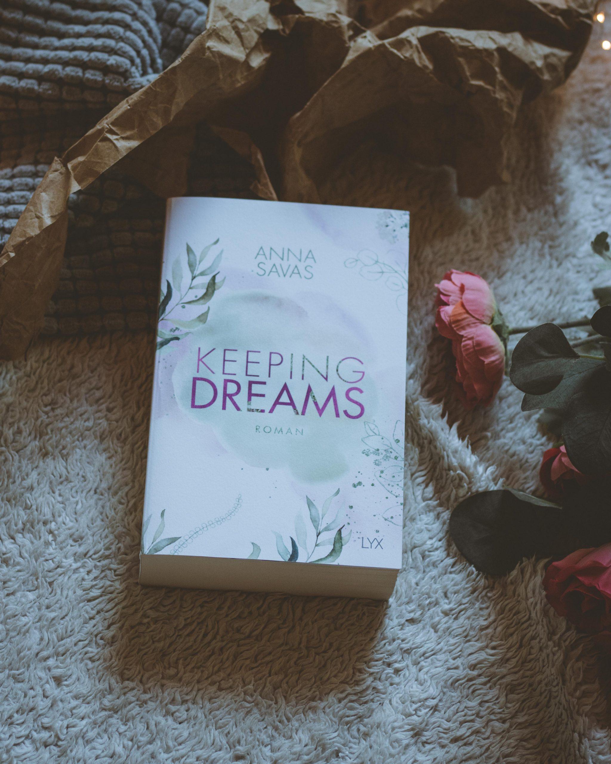 Keeping Dreams | Anna Savas